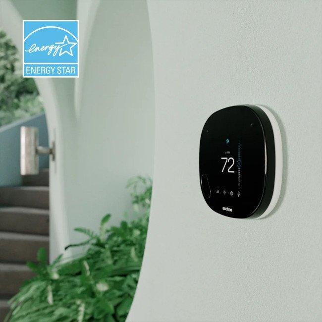 ecobee smartthermostat como el mejor termostato inteligente para el hogar