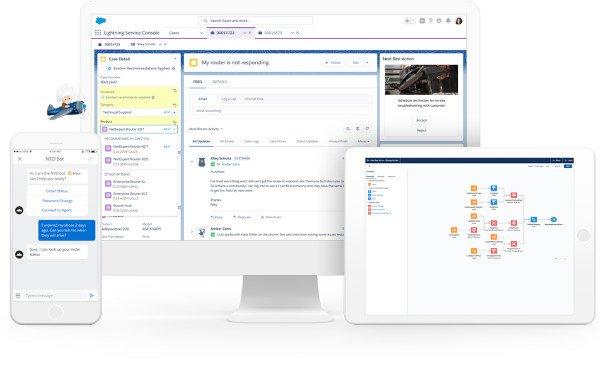 AI Chatbot - Salesforce Einstein