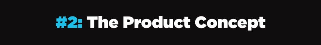 el concepto de producto