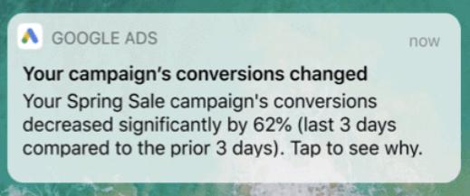 La aplicación Google Ads obtiene nuevas funciones después de 3 meses sin actualizaciones