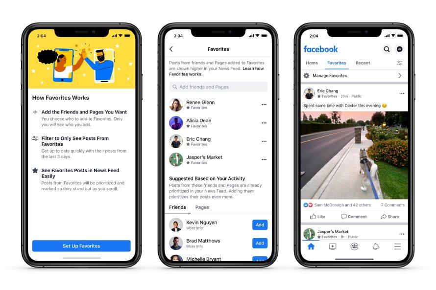 Facebook permite a los usuarios limitar quién puede comentar en sus publicaciones
