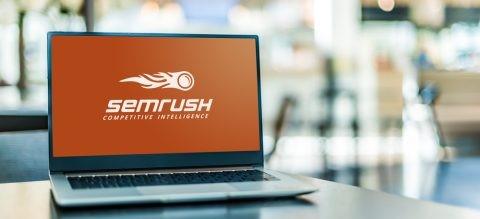 Puntuación de autoridad Semrush