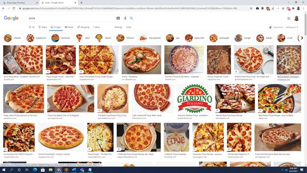 Búsqueda de imágenes de Google.