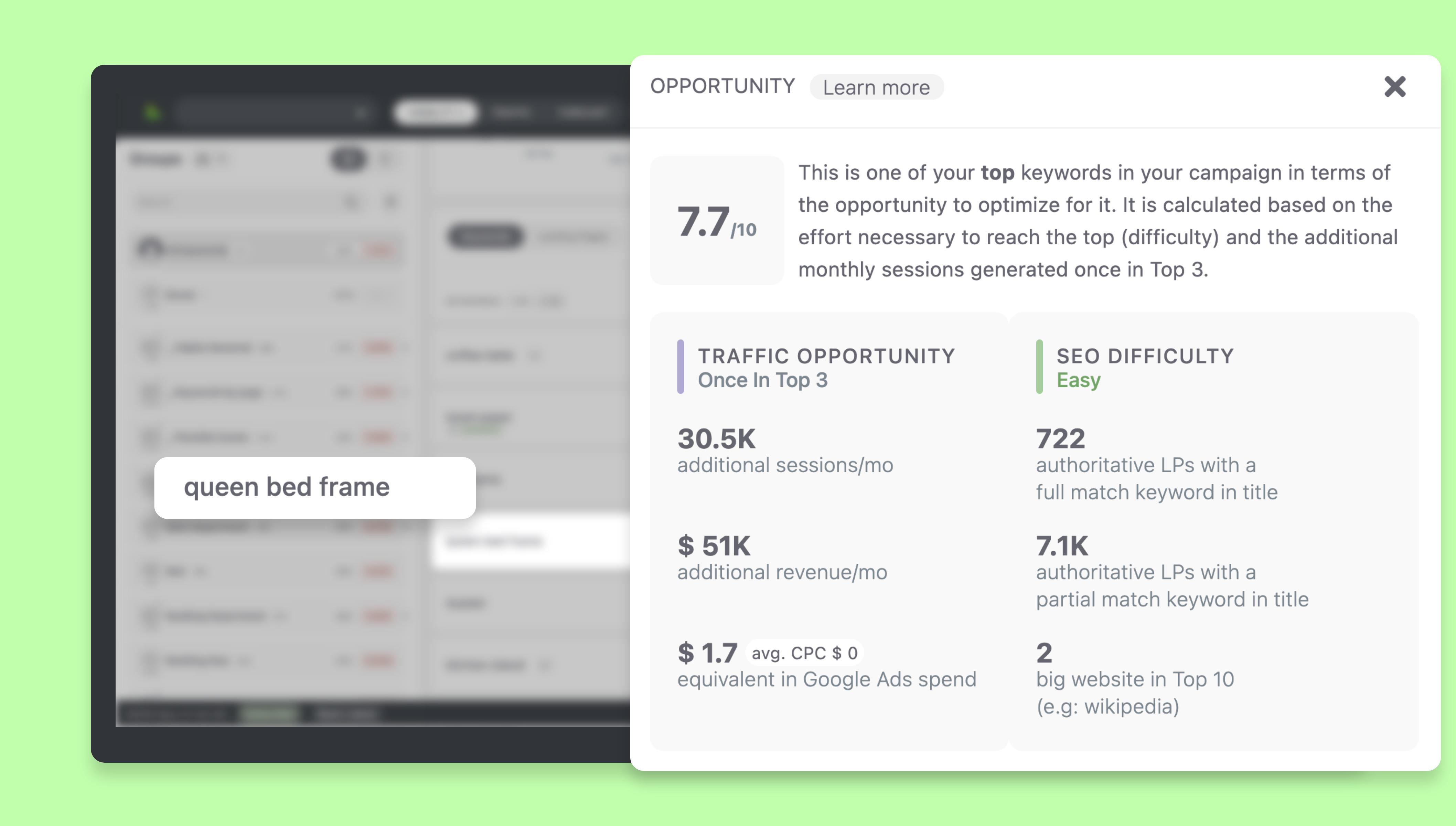 SEOmonitor & # 8217; s New Rank Tracker: más rápido, rico en datos, diseñado para agencias de SEO
