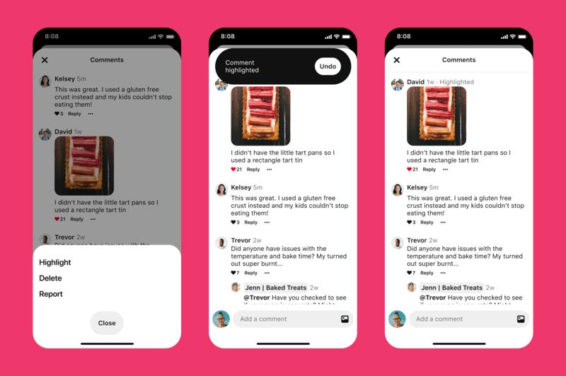 Pinterest tiene un nuevo código de conducta que todos los usuarios deben seguir