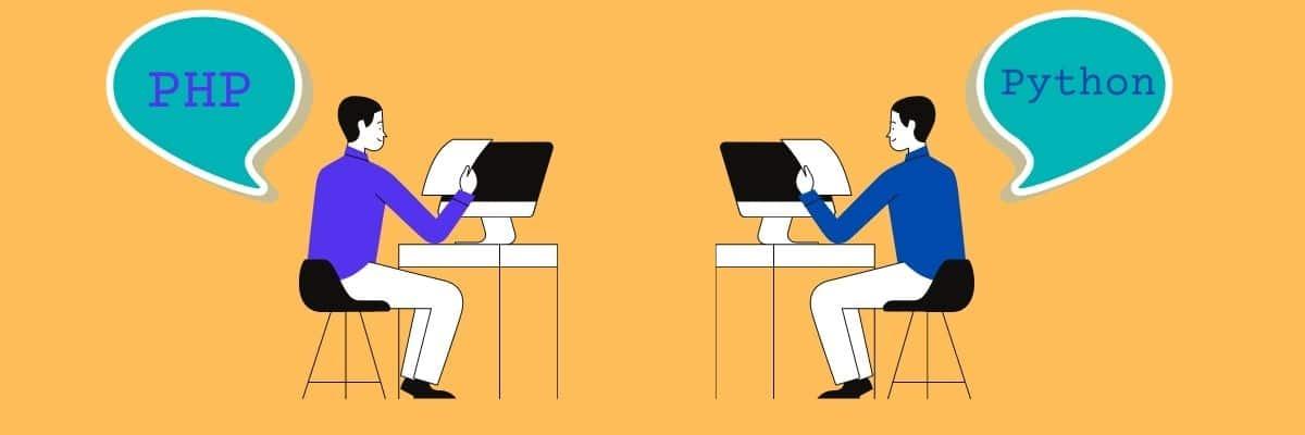 Compare PHP y Python para obtener flexibilidad