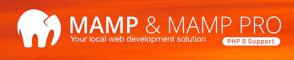 Logotipo de MAMP.