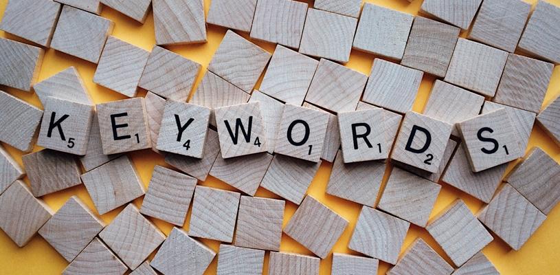 Tipos de palabras clave, ¿cómo elegir los tipos de keywords perfectos?