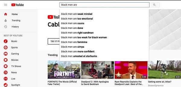 Ingrese palabras clave en la barra de búsqueda para encontrar sugerencias de búsqueda relevantes