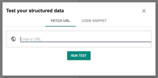 La herramienta de prueba de datos estructurados se ha trasladado al dominio Schema.org como motor de prueba esquemático