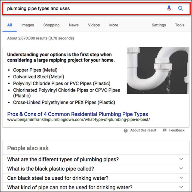Diferentes consultas de búsqueda sobre el mismo tema dan la misma respuesta |  Búsqueda superior