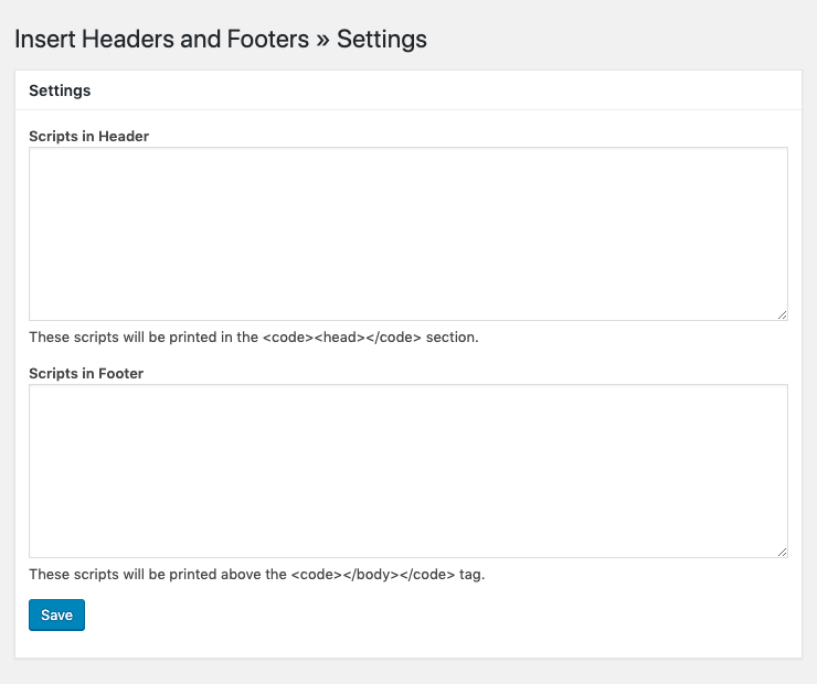 Agregar código de Adsense a WordPress