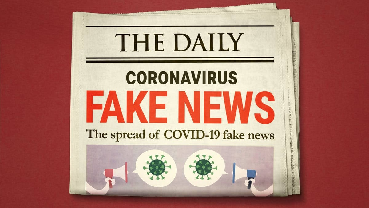 Información errónea sobre COVID-19