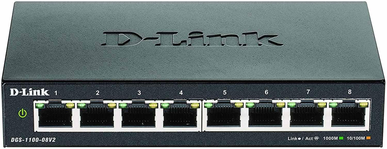D-Link DGS-1100