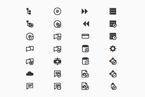 Picol iconos vectoriales gratis