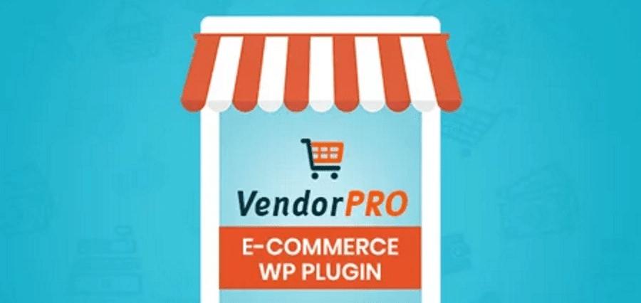 Complemento WP de comercio electrónico de VendorPro-Multi-Vendor.