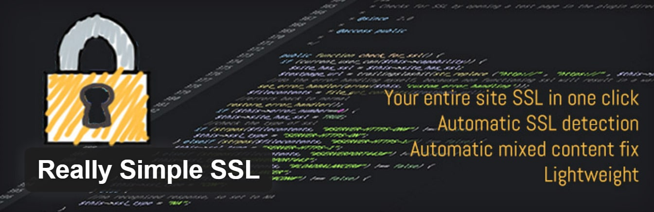 Extensión SSL muy simple