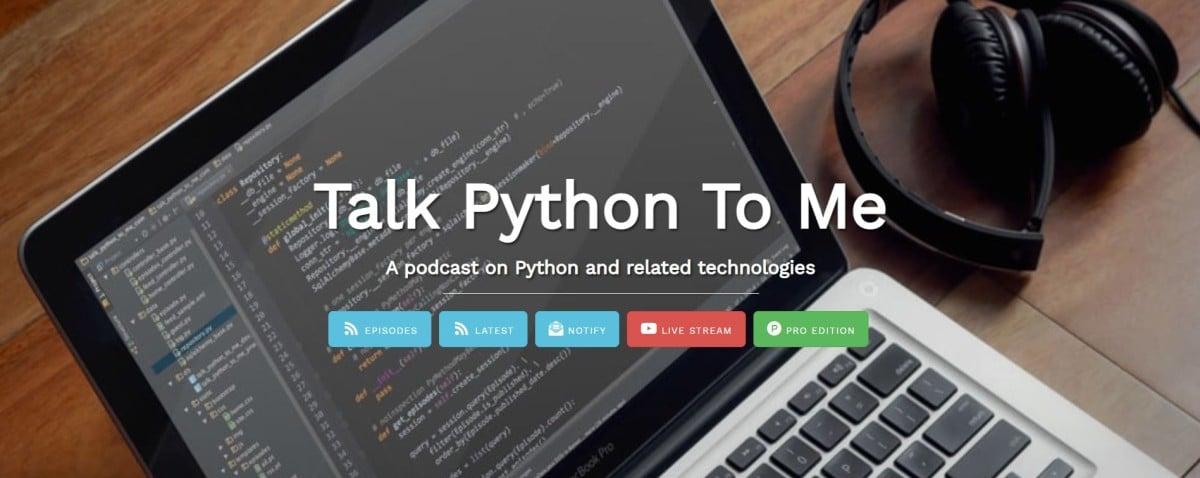 Háblame de Python