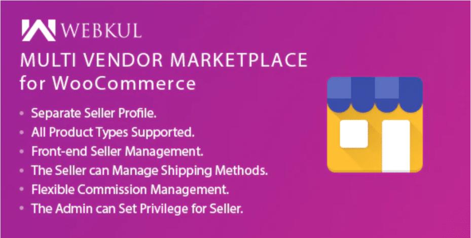 Expansión del mercado de múltiples proveedores de Webkul.