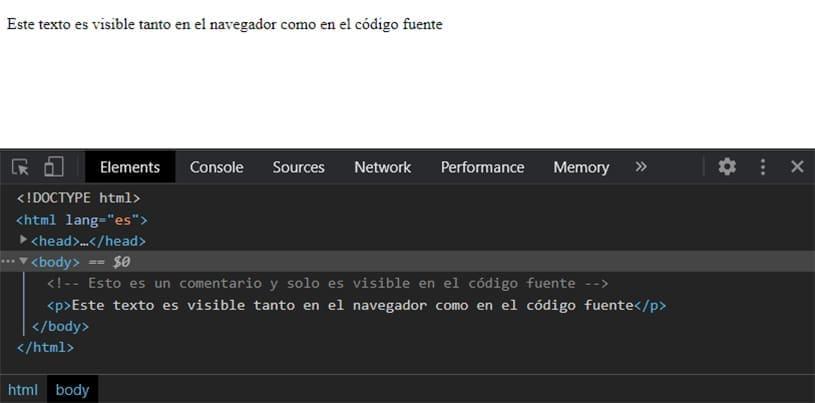 HTML-Kommentare