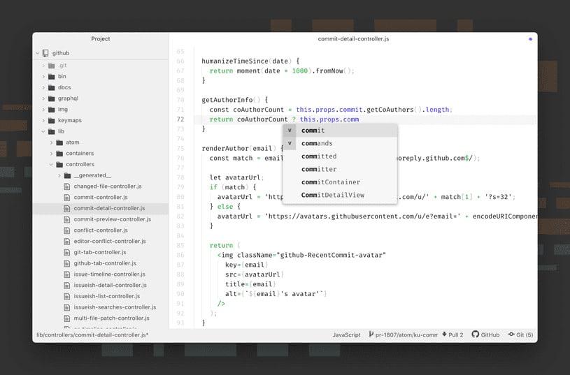 HTML atómico