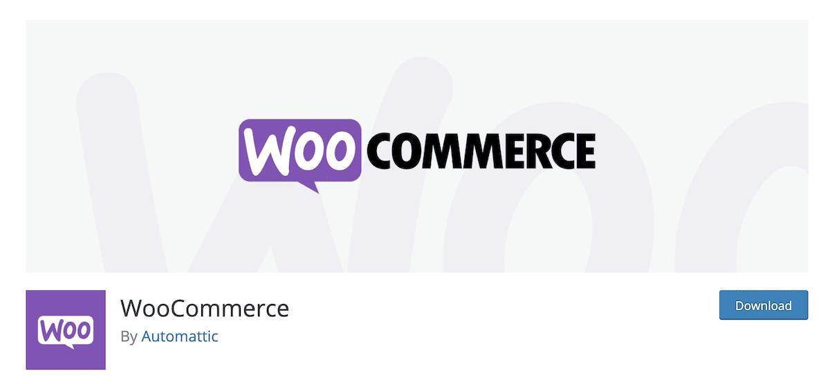Complemento de WooCommerce
