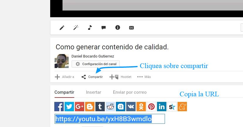 Cómo incrustar videos de YouTube en WordPress