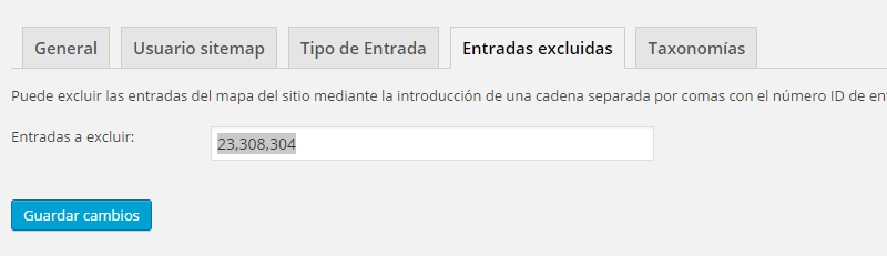 Cómo utilizar Yoast 4 SEO WordPress para crear un sitemap.xml