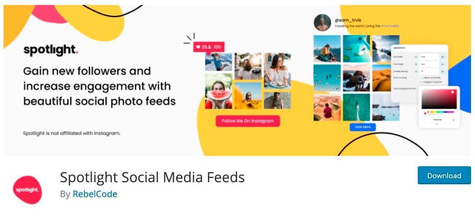 Centrarse en los canales de redes sociales