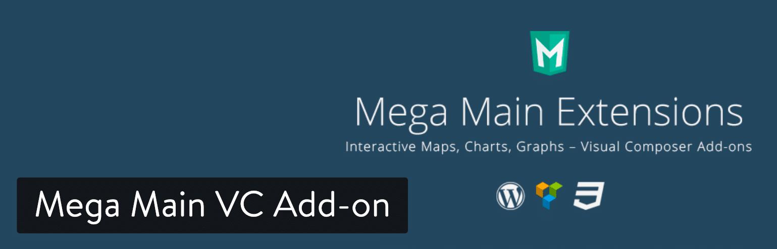 Complemento Mega Main VC para gráficos