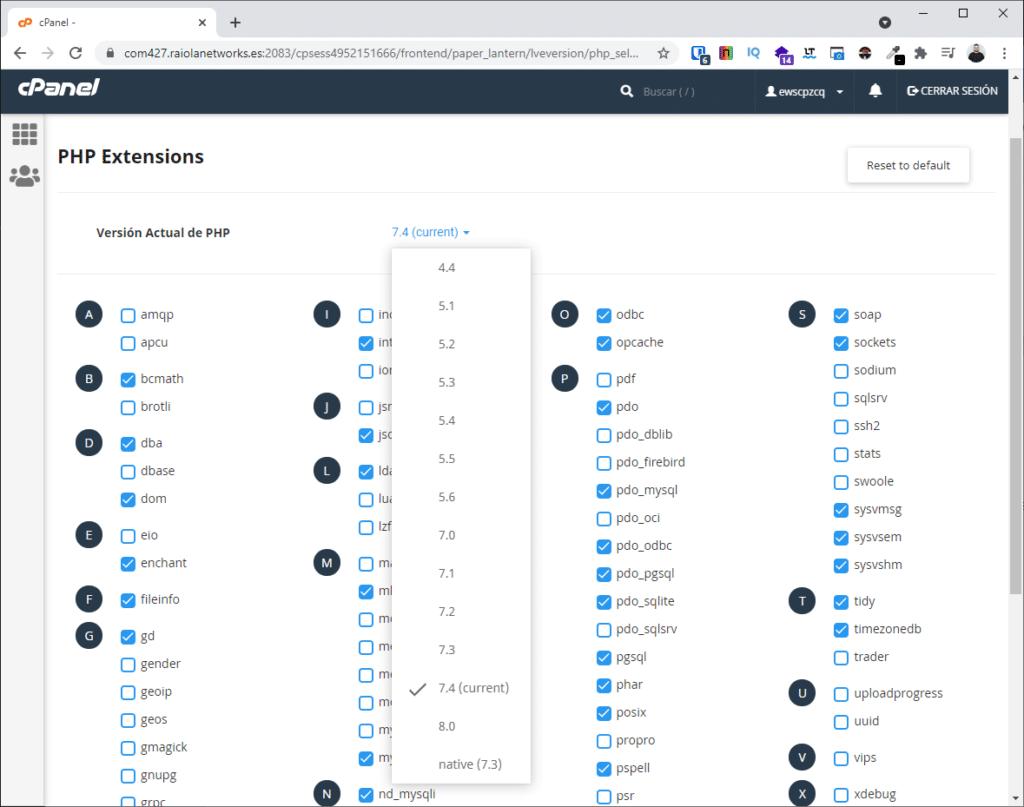 opcache WordPress