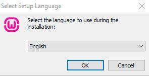 Seleccionar idioma wamp