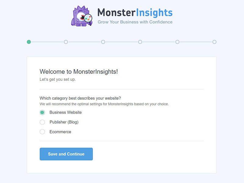 Ayuda de Monsterinsights