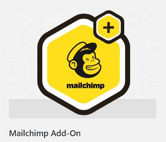 Complemento Mailchimp Gravity Form
