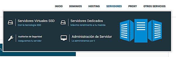 Servidor dedicado mediano